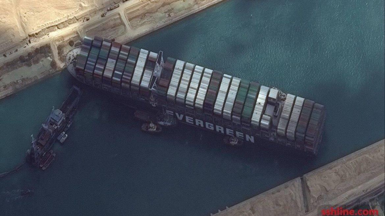 به گل نشستن کشتی ( Stranding ) و وظایف کاپیتان کشتی
