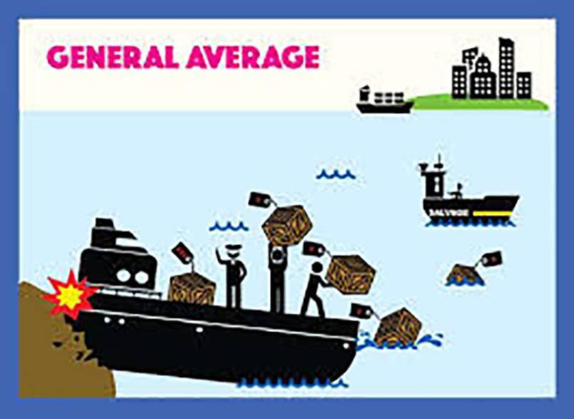 خسارت عام یا (General Average) چیست